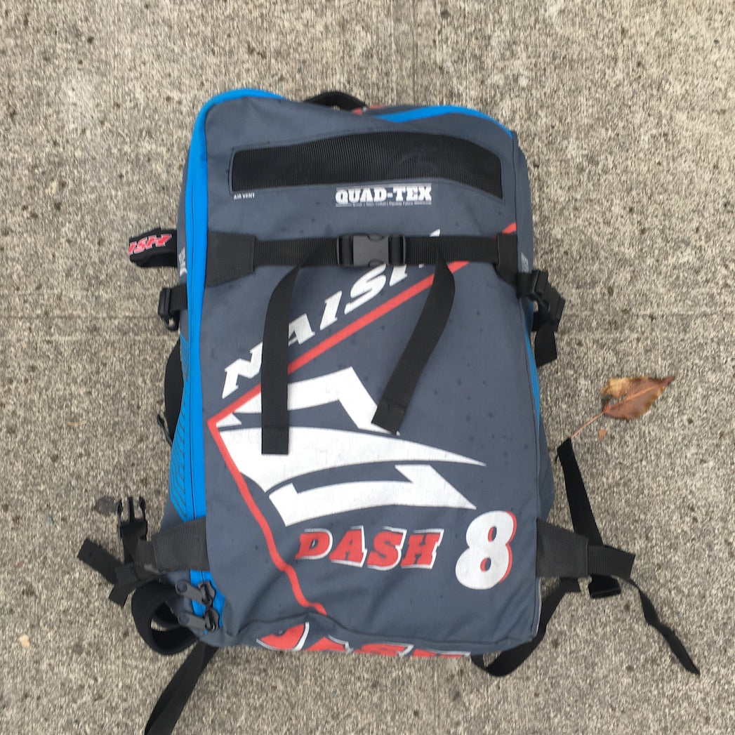 USED Naish Dash 2018 / 2019 - 8M Kite Only