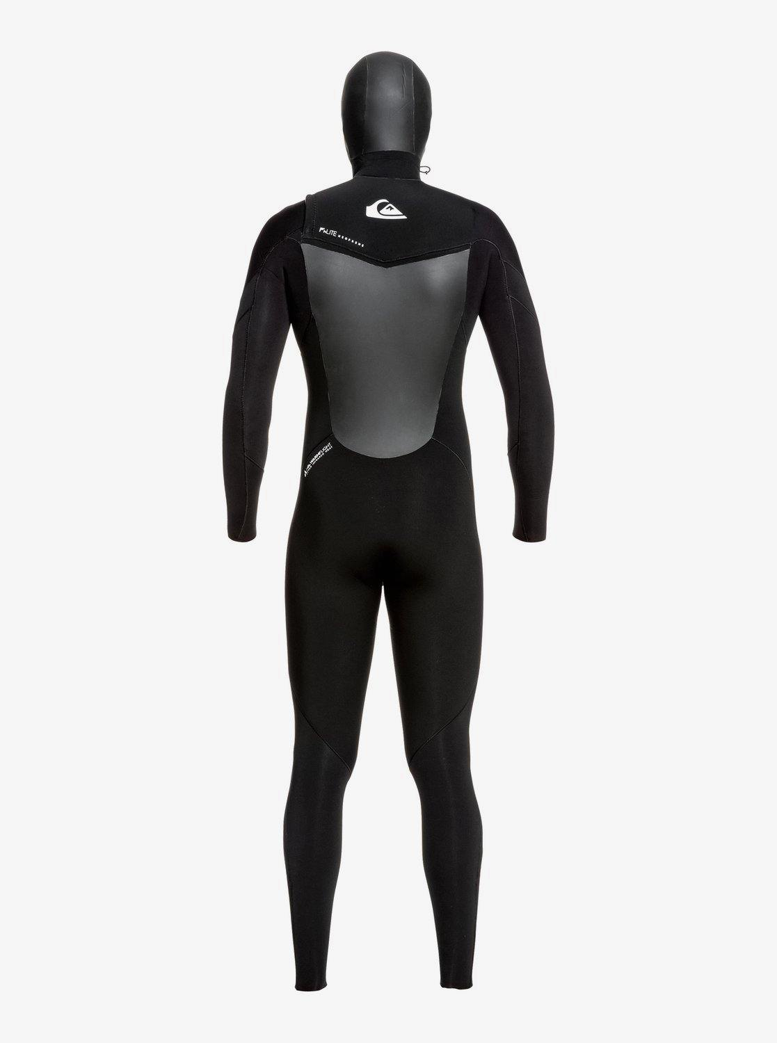 Quiksilver Syncro 5/4/3mm Hooded Wetsuit - Chest Zip