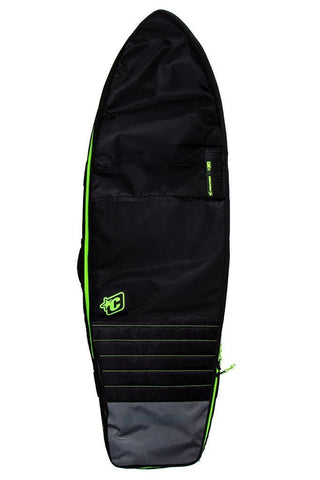 "Creatures of Leisure Fish Double surfboard travel bag - 5'10"" thru 7'1"""