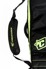 "Creatures of Leisure Fish Double Surfboard Travel Bag - 5'10"" to 7'1"""