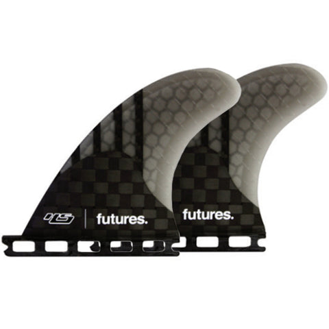 Futures Fins Hayden Shapes Generation Quad Rear