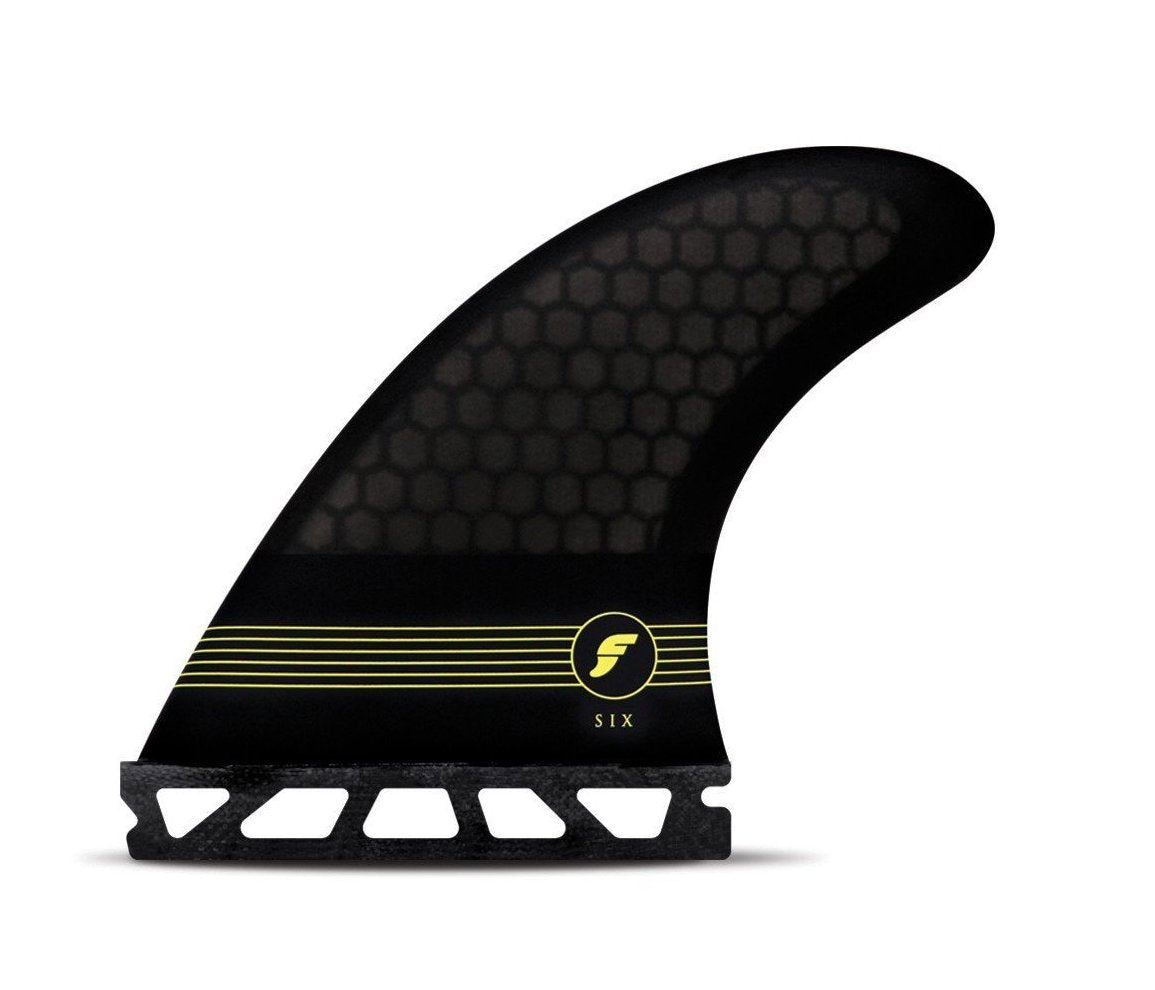 Futures F6 Honeycomb tri fin set