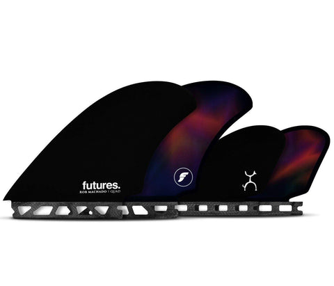 Machado Quad Future Fins - Urban Surf
