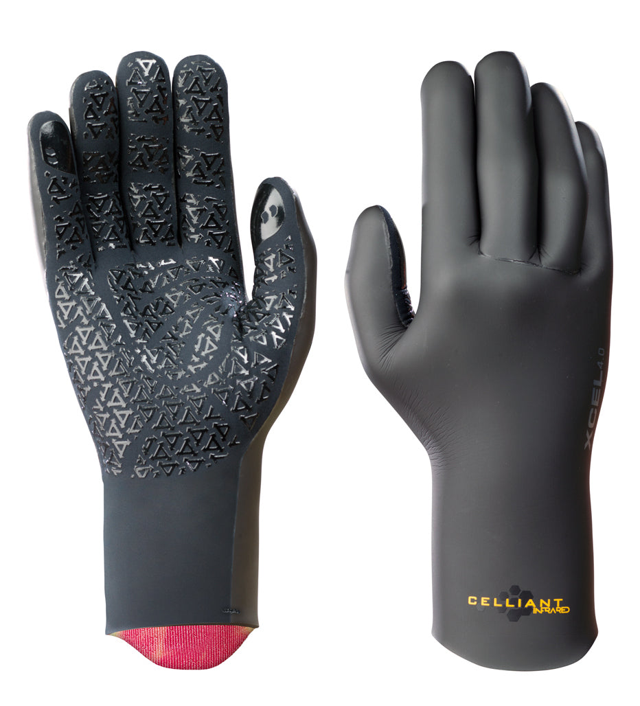 Xcel Infiniti TDC 4mm Glideskin Neoprene Gloves