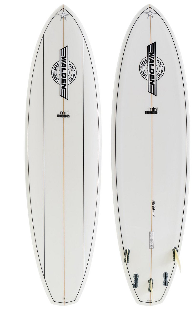"6'10"" Walden Mini Magic Model 2 SLX"