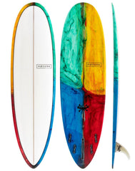 "Modern Surfboards Love Child Kaleidoscope - 8'0"" - Urban Surf"