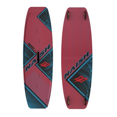 Naish Hero kiteboard 135cm | 140cm 2018 - board only - Urban Surf