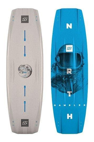 North Gambler 2018 139cm - board only - Urban Surf