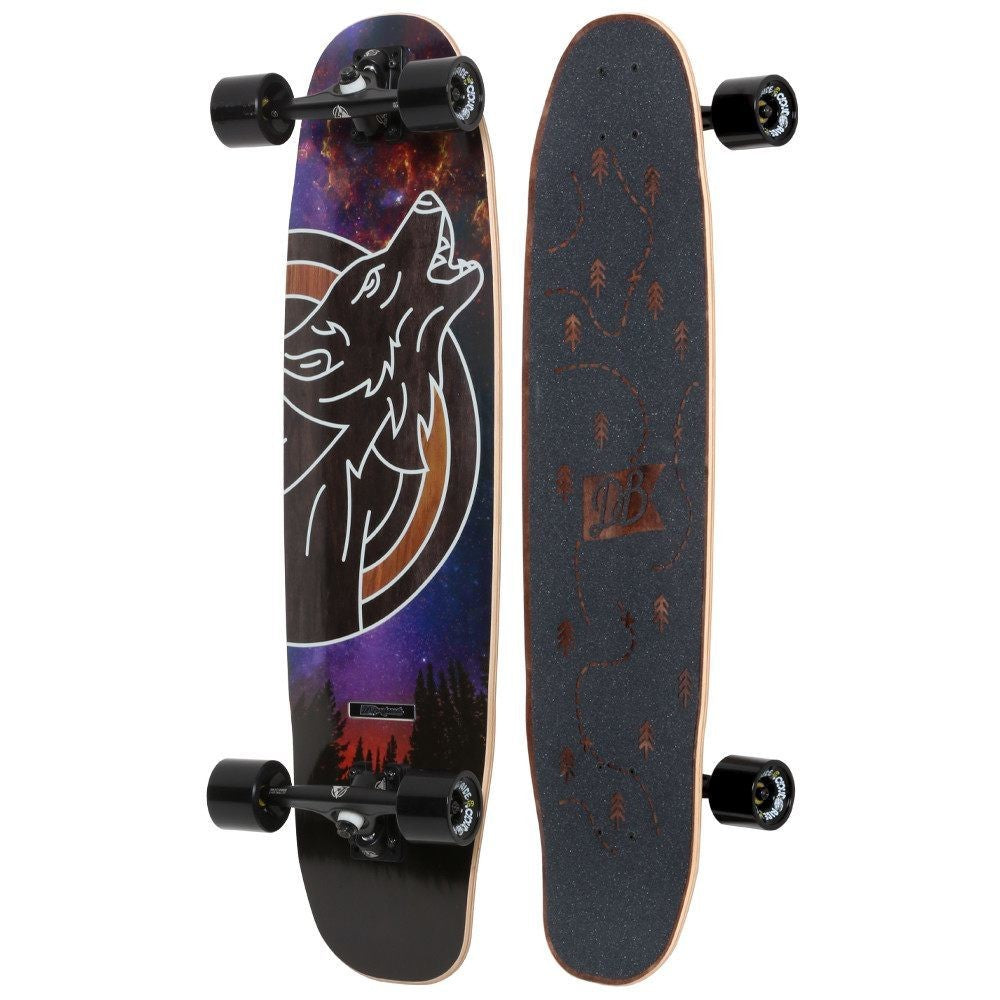 "DB Longboards Prowler 37"" Complete"
