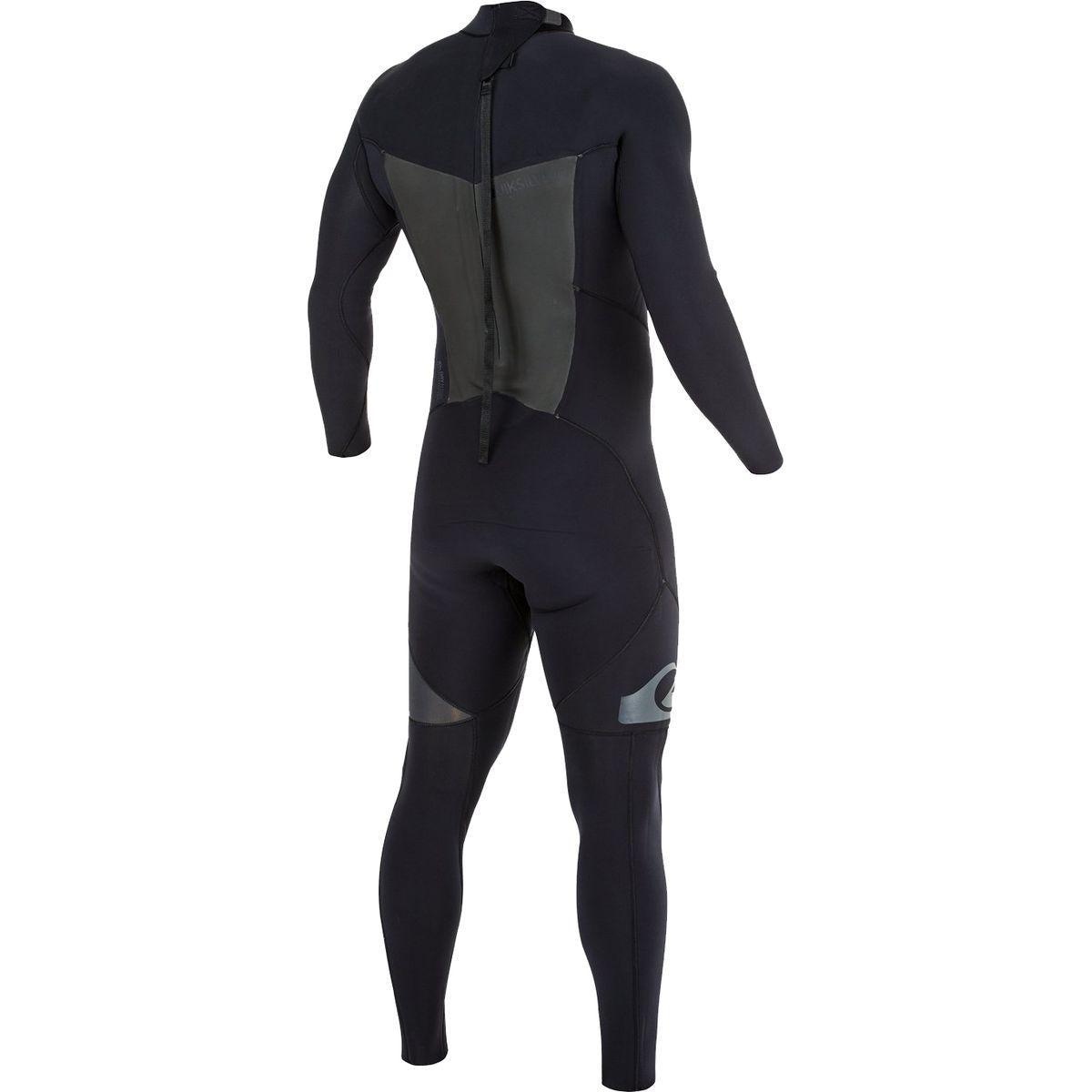 Quiksilver Syncro 5/4/3mm Full Wetsuit - Back Zip