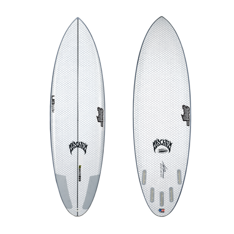 "6'2"" Lib Tech LOST Quiver Killer - Urban Surf"