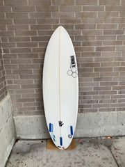 "USED Channel Islands High 5 - 6' 0"" - Urban Surf"