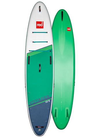 Red Paddle Co. 12'6 Red Voyager MSL 2021