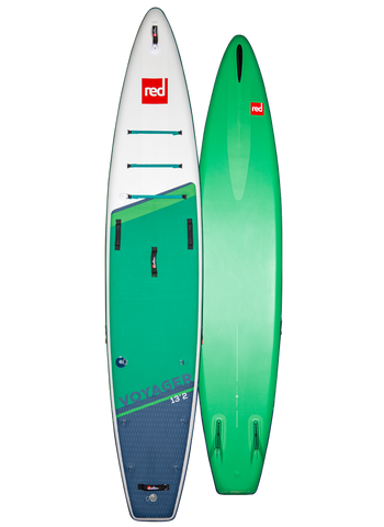 "Red Paddle Co. 13'2"" Red Voyager+ MSL 2021"