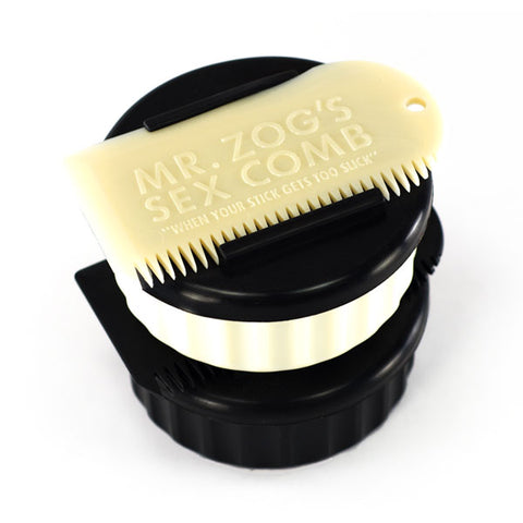 Sex Wax Wax Container and Comb