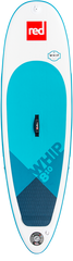 "8'10"" Red Whip MSL iSUP 2019"