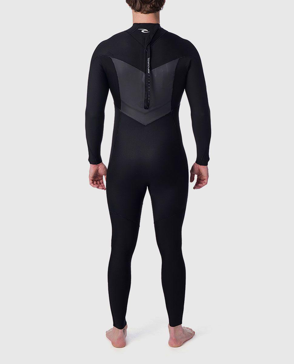 Rip Curl Dawn Patrol 5/3mm Steamer Wetsuit - Back Zip