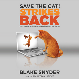 Save the Cat! AudioBook Cover