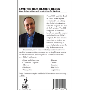 Blake's Blogs: More Information and Inspiration for Writers