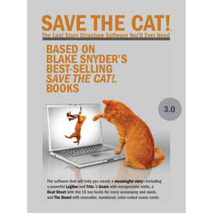 Save the Cat!® Story Structure Software 3.0