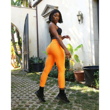 Bentley Leggings - Orange