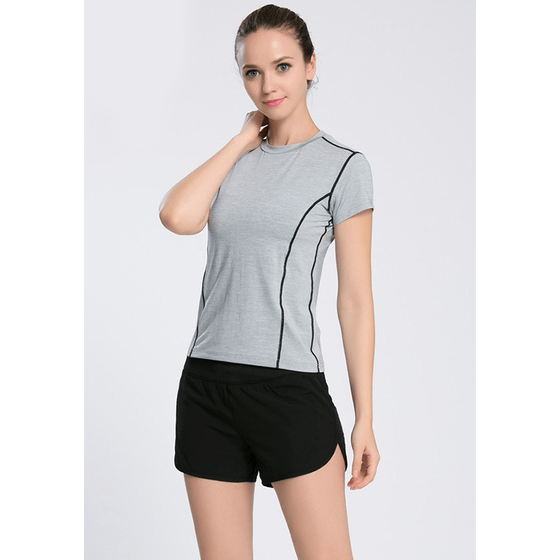 Lightweight Short Sleeve T-Shirt - Fits4Yoga