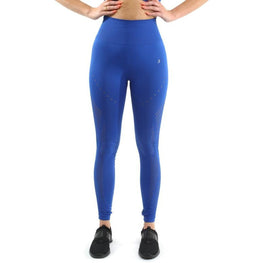 SALE! Milano Seamless Legging - Blue [MADE IN ITALY]