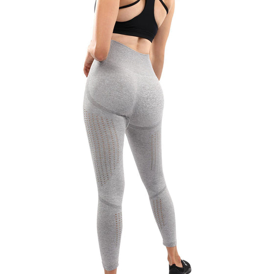 Emmery Seamless Legging - Grey