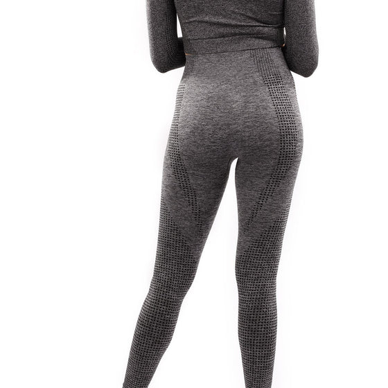 Fratessa Seamless Legging - Charcoal