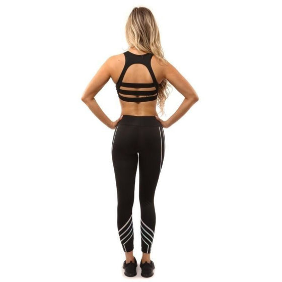 Laguna Leggings - Black | Savoy Active