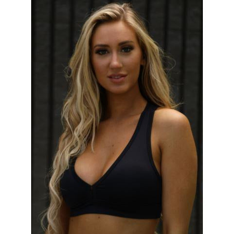 Santa Cruz Sports Bra - Black