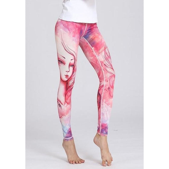 Love Yoga Pants - Fits4Yoga