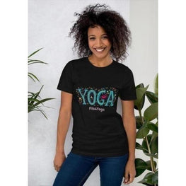 Yoga Short-Sleeve T-Shirt