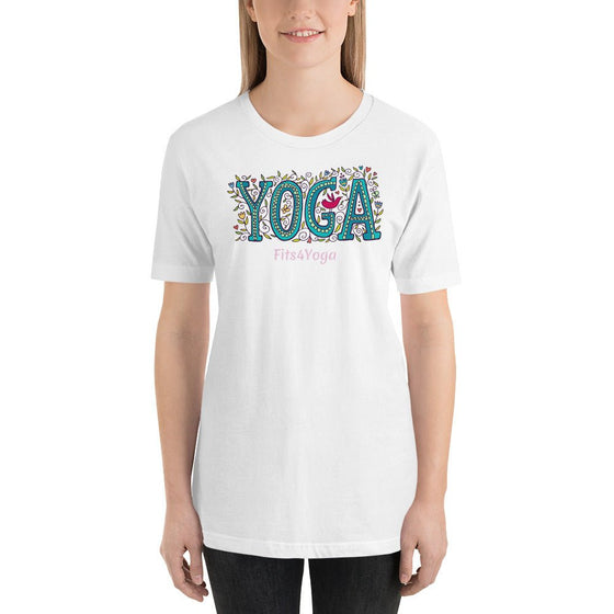 Fits4yoga Short-Sleeve Unisex T-Shirt