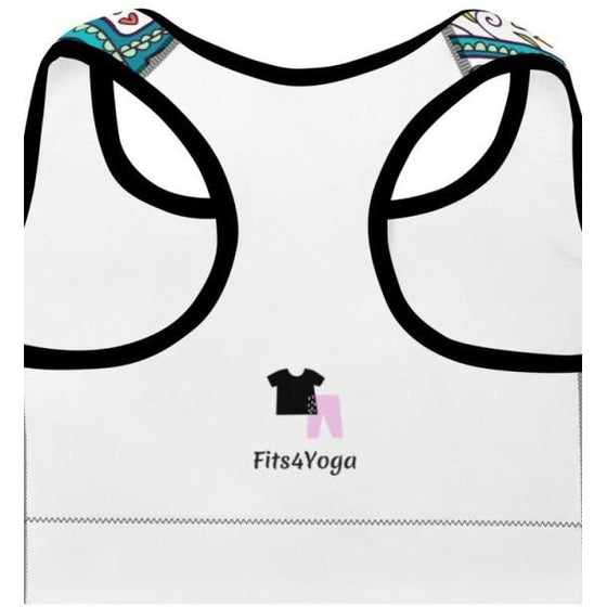 Yogi Padded Sports Bra | Fits4Yoga