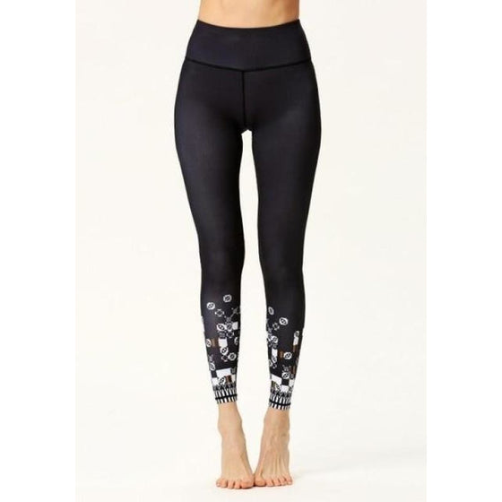 Fusion Pop Yoga Pants | Fits4Yoga
