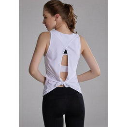 Yoga Tied knot  Tank Top | Fits4Yoga