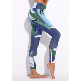 Lady Boom Yoga Leggings | Fits4Yoga