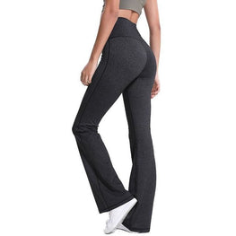Power Flare Boot Cut Yoga Pants Tummy Control Yoga Pants