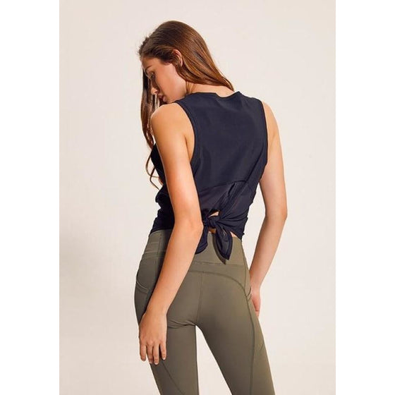 Open Back Yoga Tank Top | Fits4Yoga