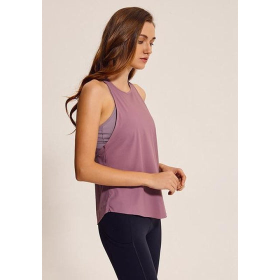 Yoga Tank with built in Bra | Fits4Yoga