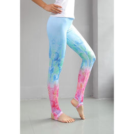 Sky Yoga Leggings | Susie