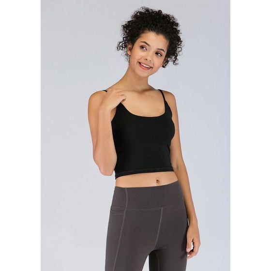 Sweat-absorbent and quick-drying Top | Fits4Yoga