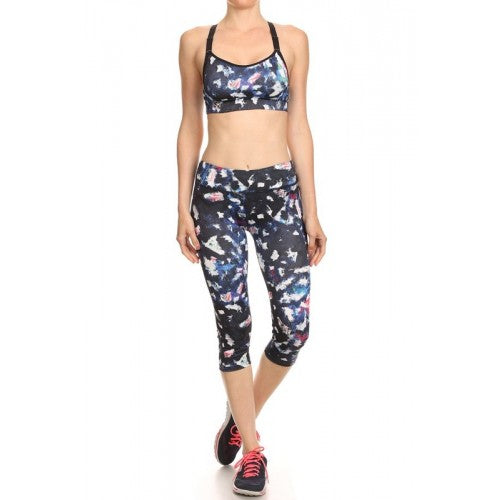Dark Web Yoga Pants (In Store Only) | Fits4Yoga