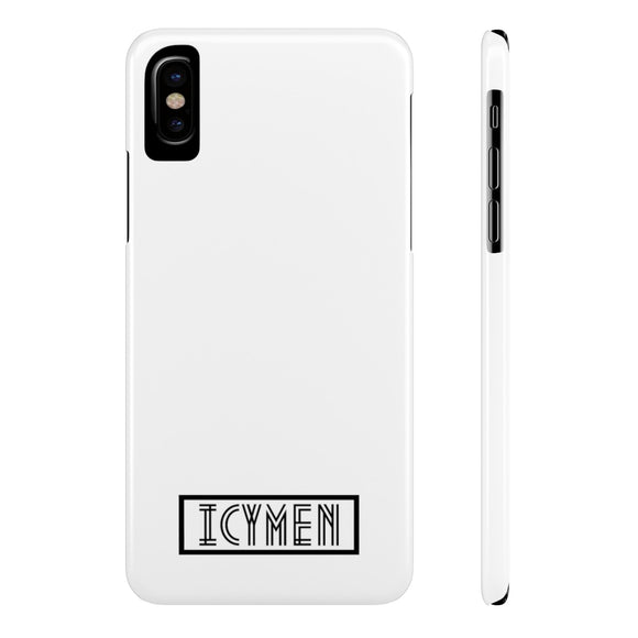Icymen Case Mate Slim Phone Cases - Icymen