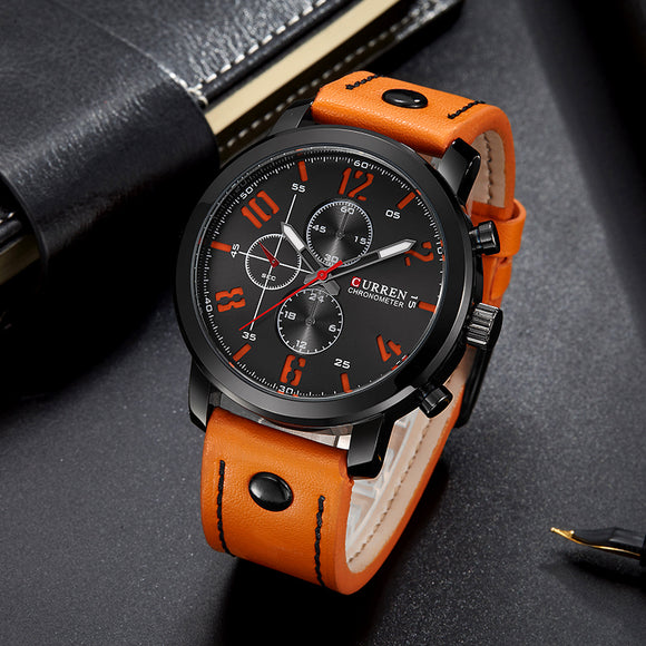 Luxury Casual Analog Military/Sport Watch - Icymen