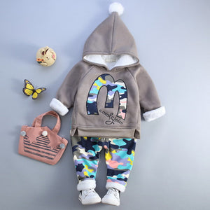 Children's Clothing Sets Boy Girl Clothing 1 2 3 4 Years Fashion Spring Autumn Winter Toddler Boy Clothing Outfit Wear - Icymen