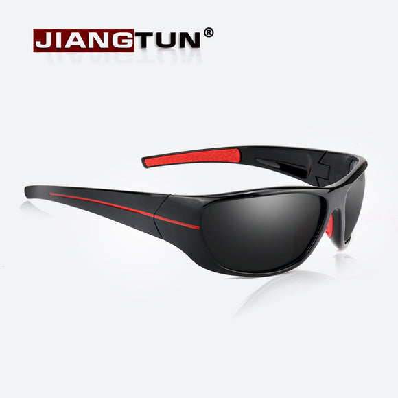 JIANGTUN Hot Sale Quality Polarized Sunglasses Men Women Sun Glasses Driving Gafas De Sol Hipster Essential - Icymen