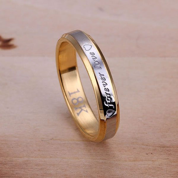 925 Jewelry Silver Plated Wholesale Free Shipping Rings for women&men Forever Love Ring-For Women /asiajjpa LQ-R096 - Icymen