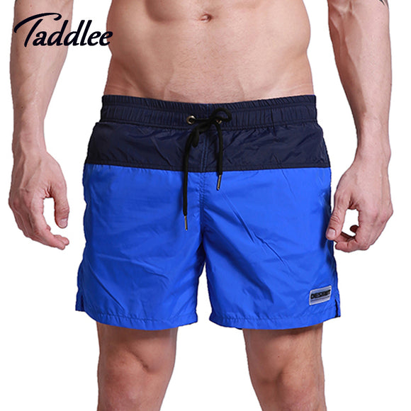 Taddlee Brand Men Short Bottoms Jogger Boxers Workout Man Fitness Casual Sweatpants Men's Active Gasp Trunks Beach Board Shorts